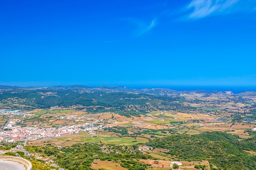 Menorca tour - Monte Toro