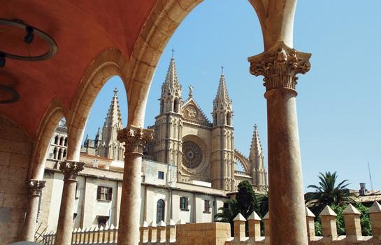 Ruta guiada Palma - Catedral
