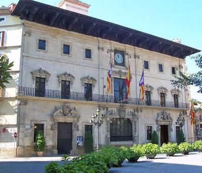 Ruta guiada Palma - Ayuntamiento