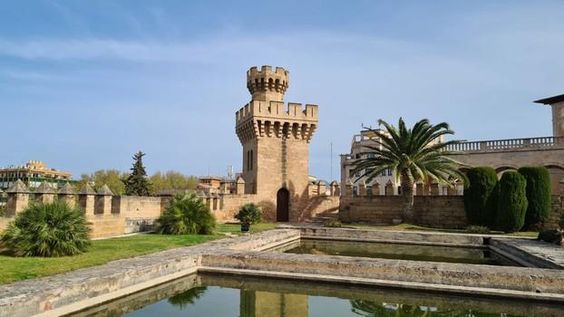 Guide walking tour Palma - Torre dels Caps