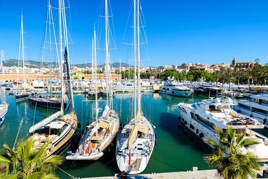 Palma Guide walking tour & boat ride