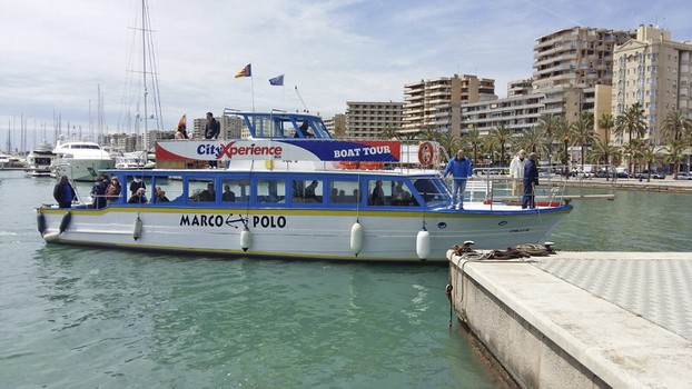 Palma Ruta guiada y paseo en barco