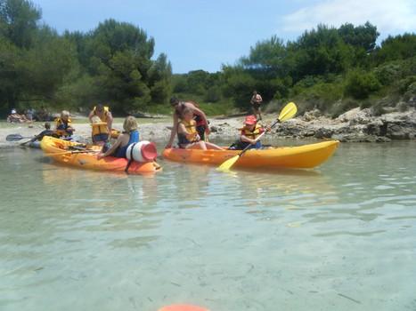 kayak addaia