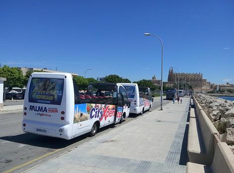 Cabrio Bus Palma