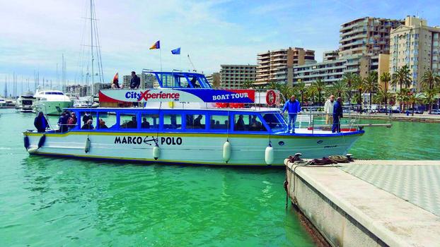 Palma City Xperience & boat trip