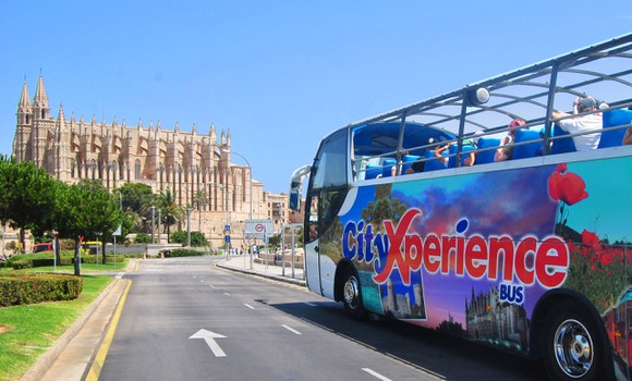 Palma City Xperience Cabrio Bus