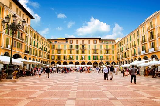 Palma City Xperience Plaza Mayor