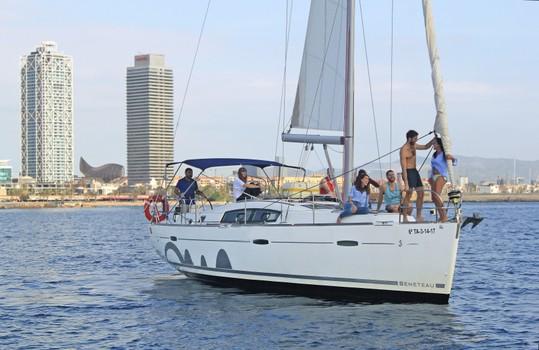 Sailboat tour
