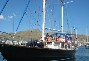 7 hours excursion exclusive sailing on the Bay of Pollensa (Mallorca)