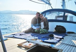 Sunset sailing trip in the Bay of Pollensa (Majorca) Exclusive trip