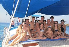 Half day sailing trip in the Bay of Pollensa (Majorca)