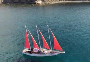 Sailing tour 6 hours exclusively in Pasito Blanco (Gran Canaria)