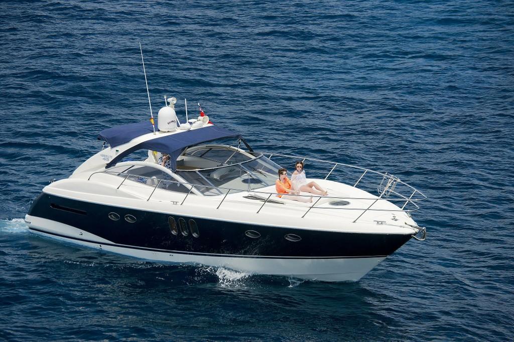 45 2006 Mallorca Charter Point