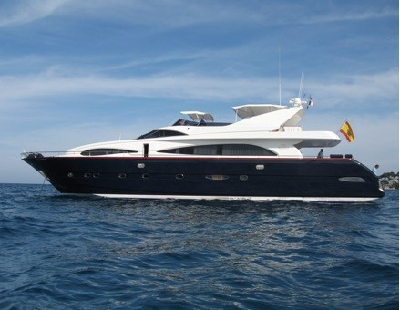 95 2001 Yachts Charter In