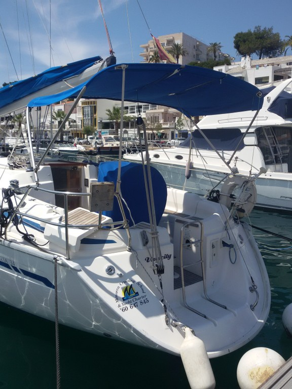 34 Cruiser 1999 Menorca Cruising