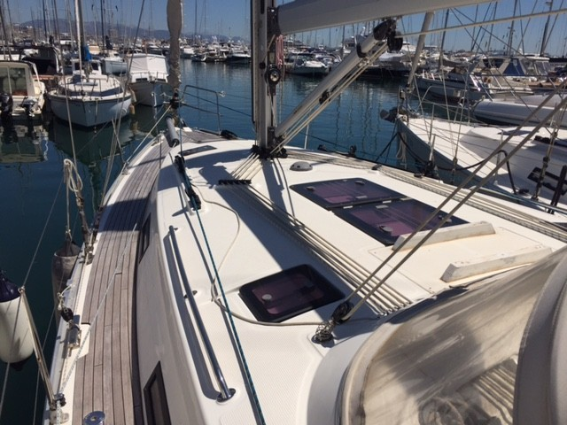 36 Cruiser 2012 Menorca Cruising