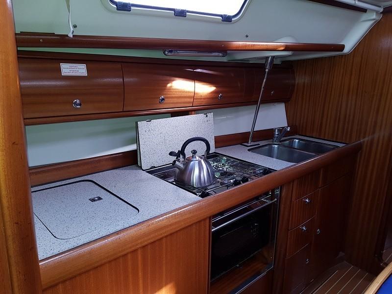 38 Cruiser 2005 Menorca Cruising