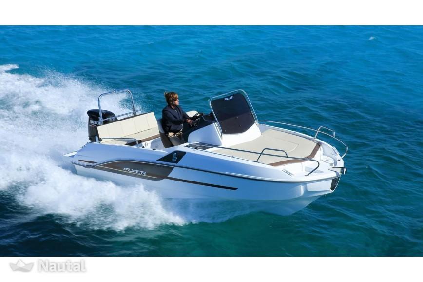 FLYER 5.5 SUNDECK 2018 Nautic Fun Menorca