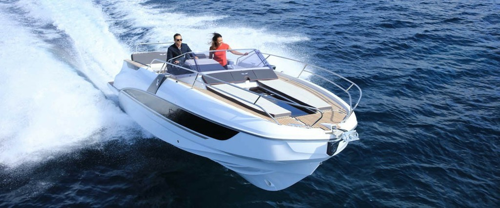 FLYER 880 SUN DECK  2017 Nautic Fun Menorca