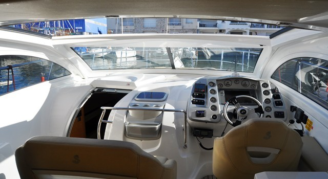 Montecarlo 37 Hard Top 2010 Roses Yachts