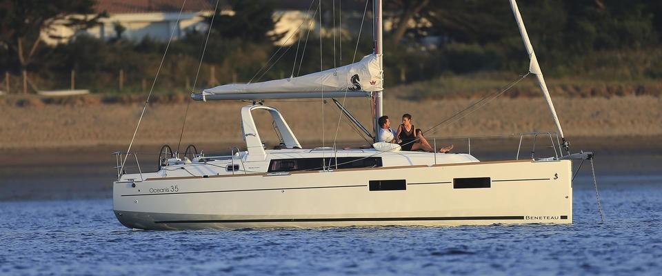 Oceanis 35 Cruiser