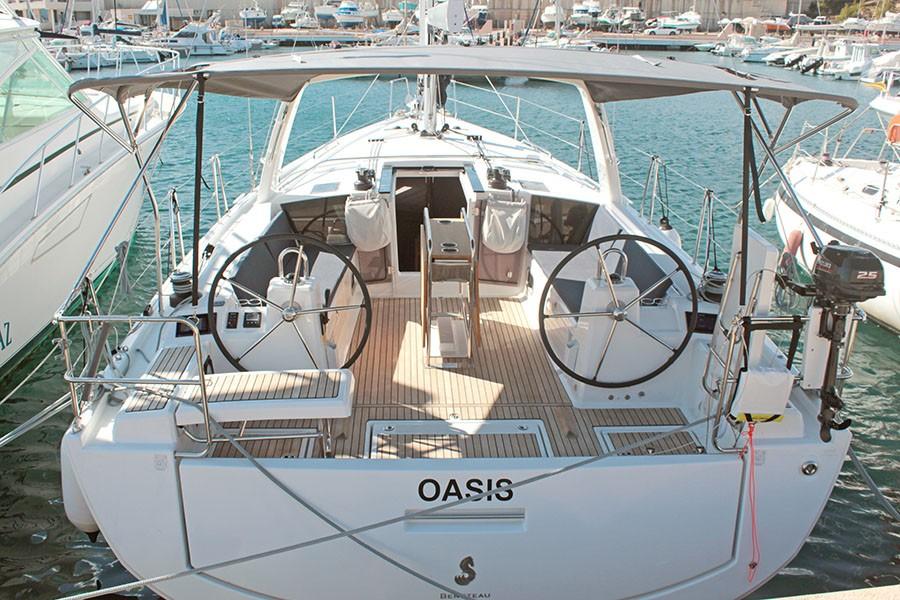 Oceanis 41.1 2019 Be Charter