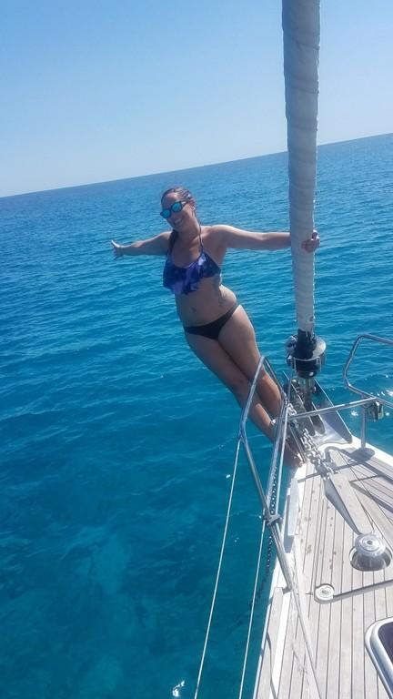 Oceanis 48 2011 Menorca Cruising