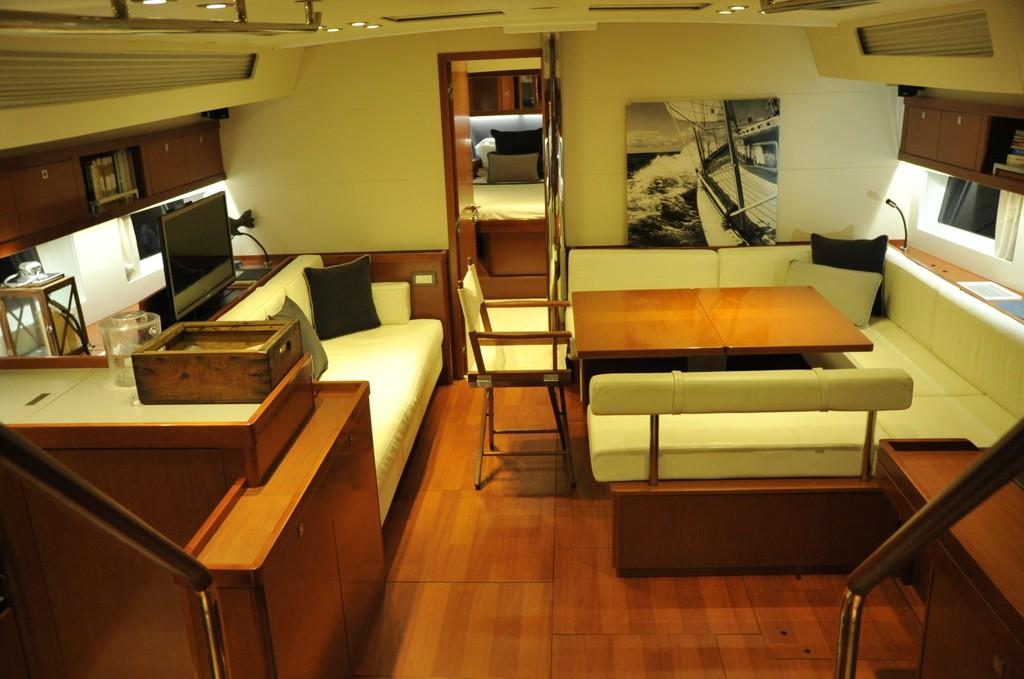 OCEANIS 55 2012 Med Cat Charter