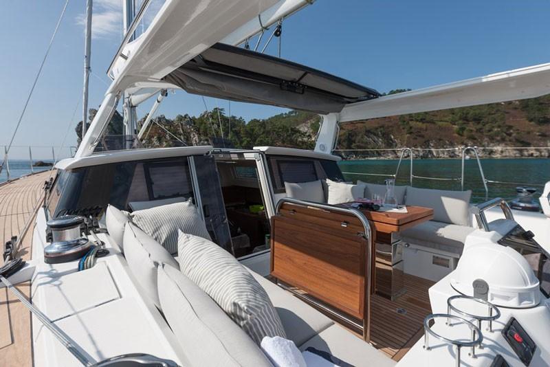 Sense 57 2017 Menorca Cruising