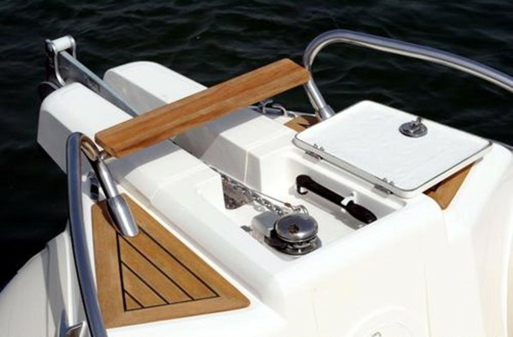 CAPELLI TEMPEST 1000 SUN 2012 Smile Boats