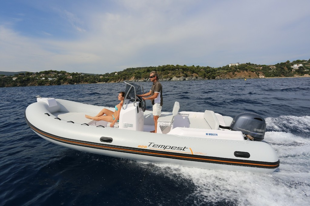 TEMPEST 625 EASY LINE 2016 Nautic Fun Menorca