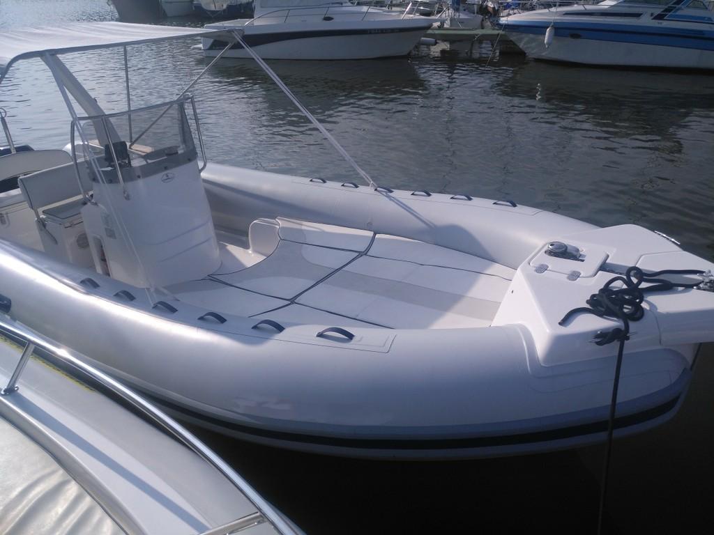 Tempest 900 WA 2014 Smile Boats
