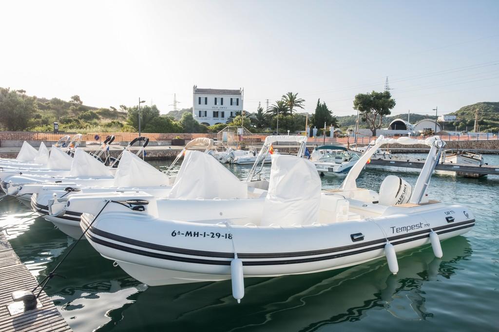 Tempest 770 2018 Nautic Fun Menorca