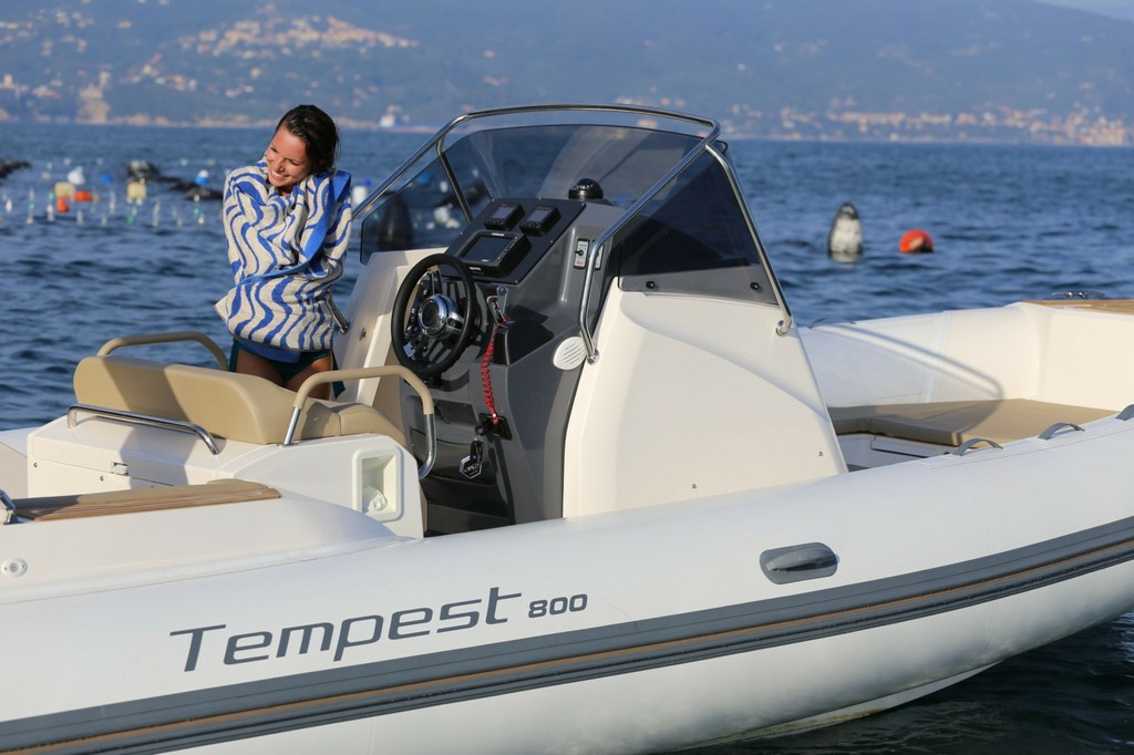 Tempest 800 2019 Alma Baleares Charter