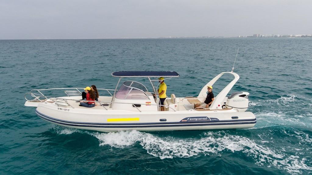 Tempest 900 WA 2011 Smile Boats