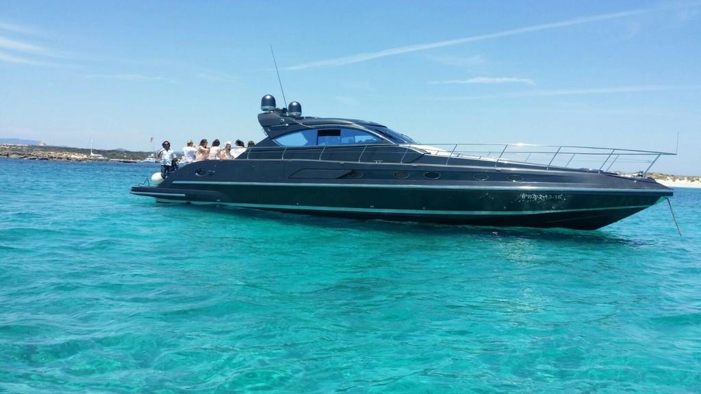 Conam 600 HT Sport 2008 Ibiza Charter