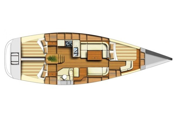 40 2004 Roses Yachts
