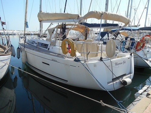405 Grand Large 2011 Menorca Cruising
