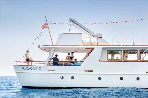 Voogt 1965 Mallorca Charter Point