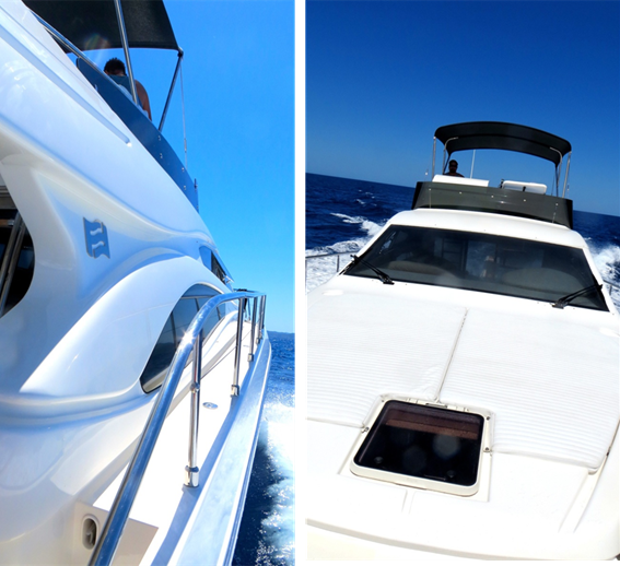480 2003 Yachts Charter In