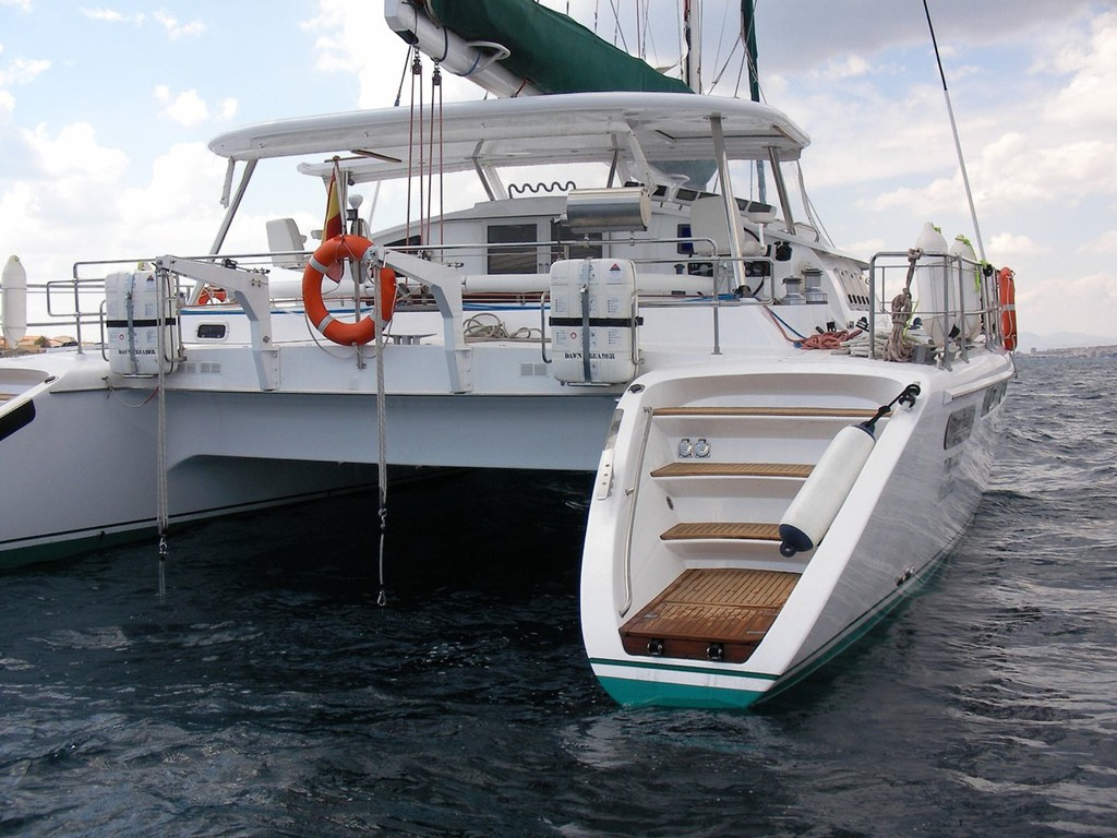56 Marquises 1995 Med Cat Charter