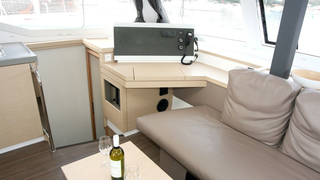 Lucia 40 2019 First Class Sailing