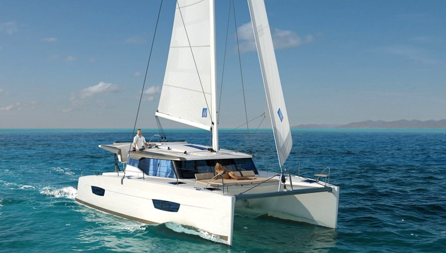 NEW 40 Maestro 2016 First Class Sailing
