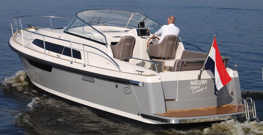 Intercruiser 31 2020 Nautinort Charter S.L.