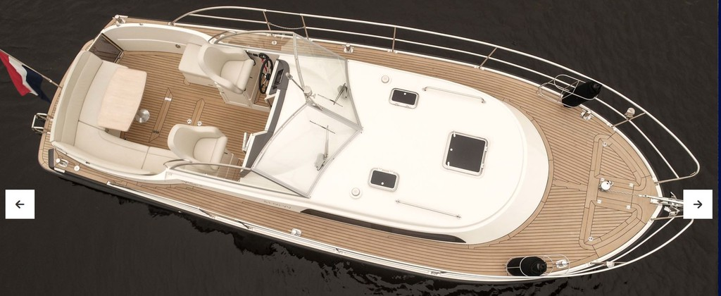 Intercruiser 34 2020 Nautinort Charter S.L.