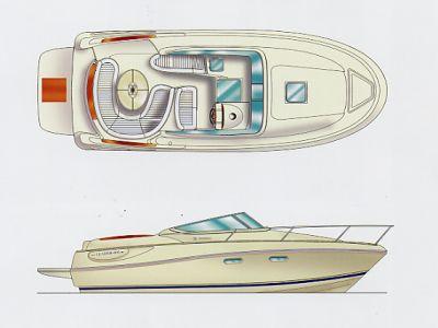 Leader 805 2000 Nautinort Charter S.L.