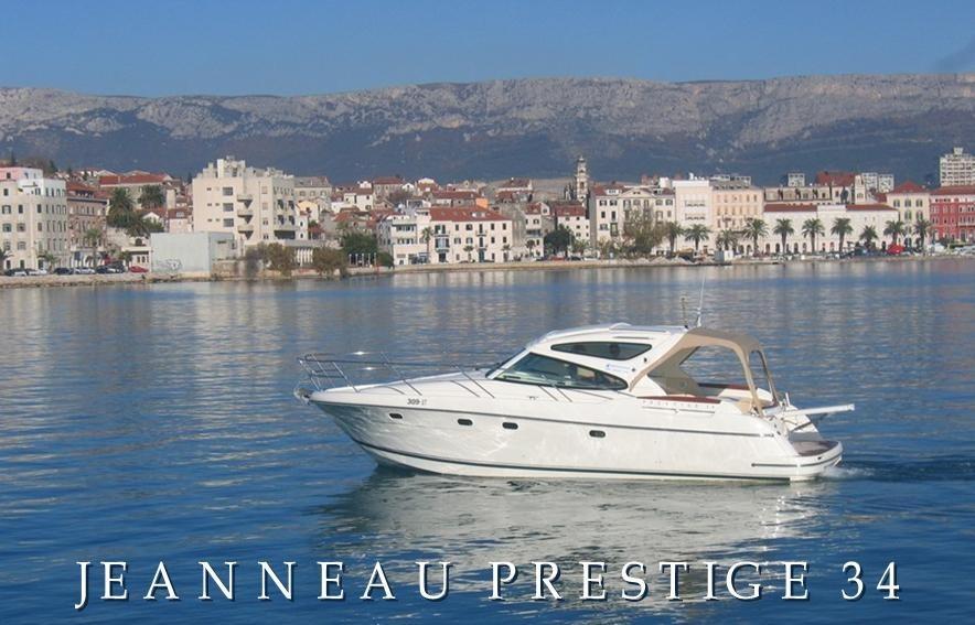 Prestige 34 2005 Veleros Menorca