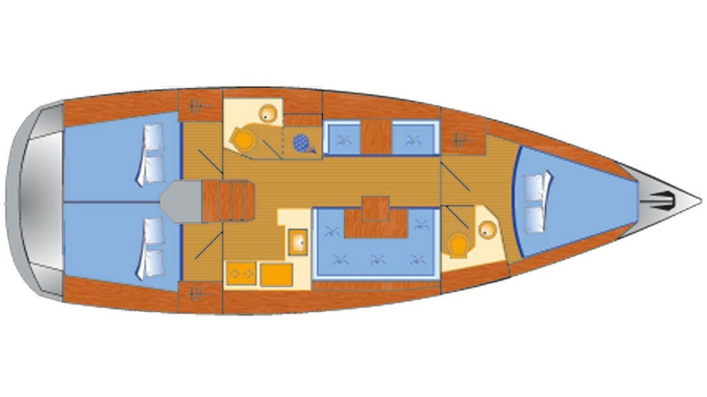 Boat profile | First Class Sailing