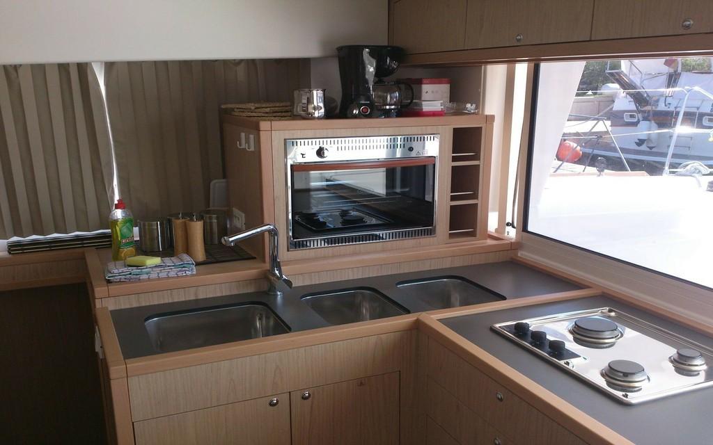 kitchen lagoon 400s2 palma de mallorca