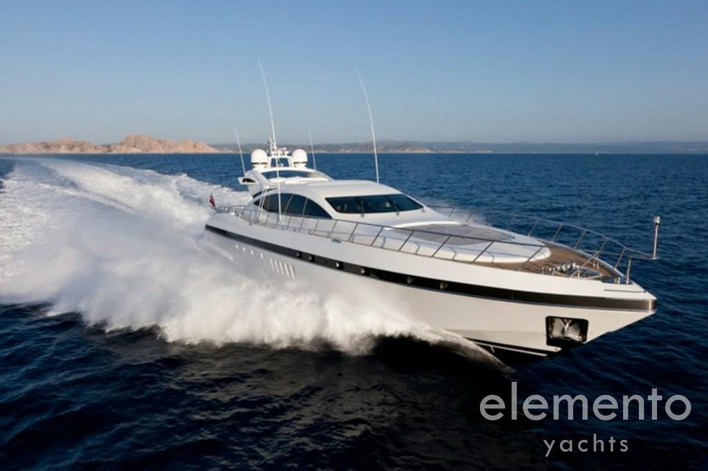 92 2007 Elemento Yachts